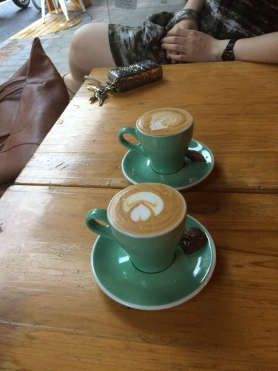 Cafe del Volcan