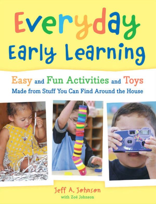 Everyday Early Learning Book Cover