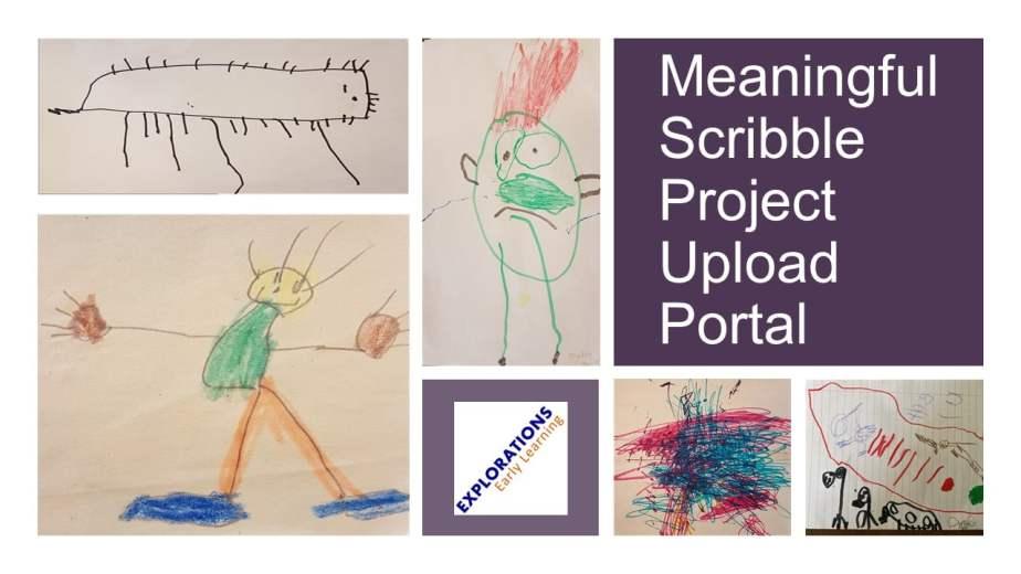 Meaningful Scribble Project Upload Portal