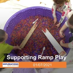 Supporting Ramp Play