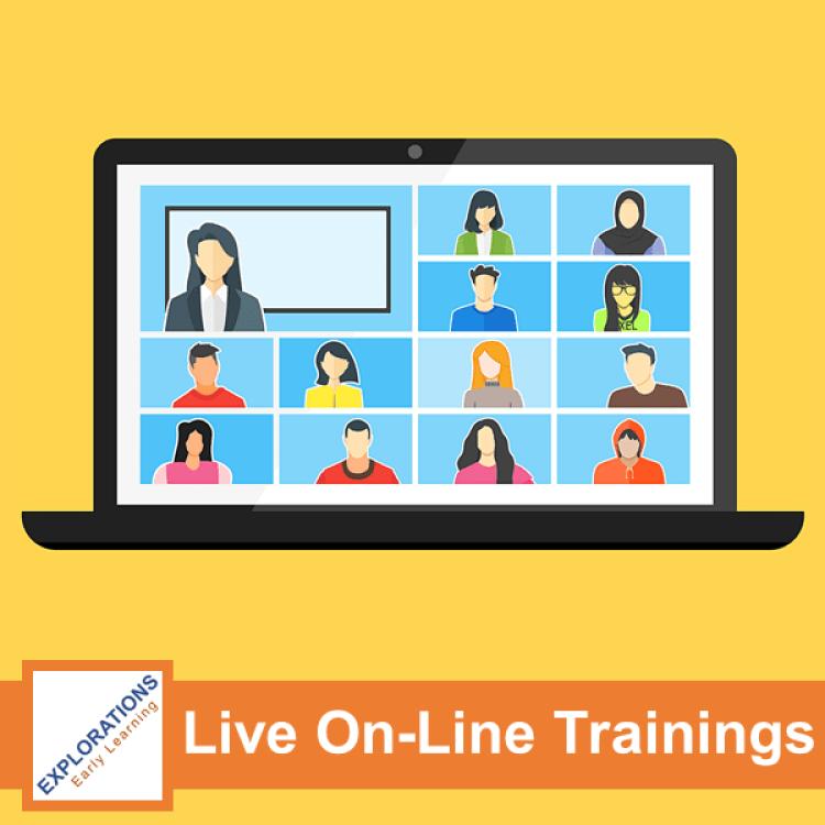 Live On-Line Trainings