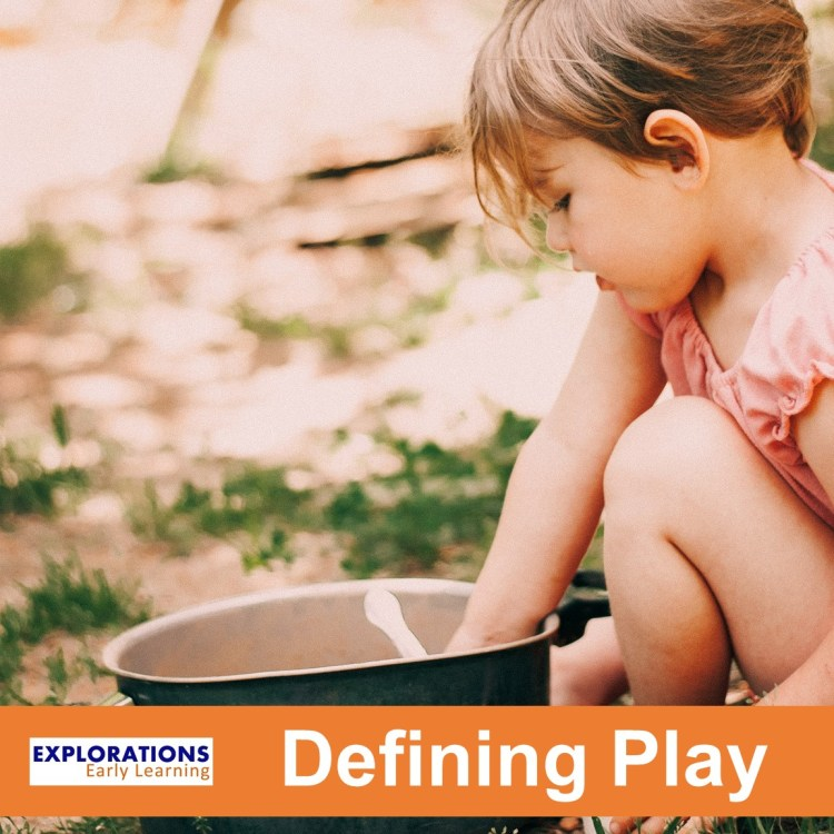Defining Play