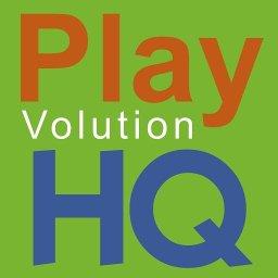 Playvolution HQ Logo