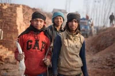 Brick Making Factory Nepal-9