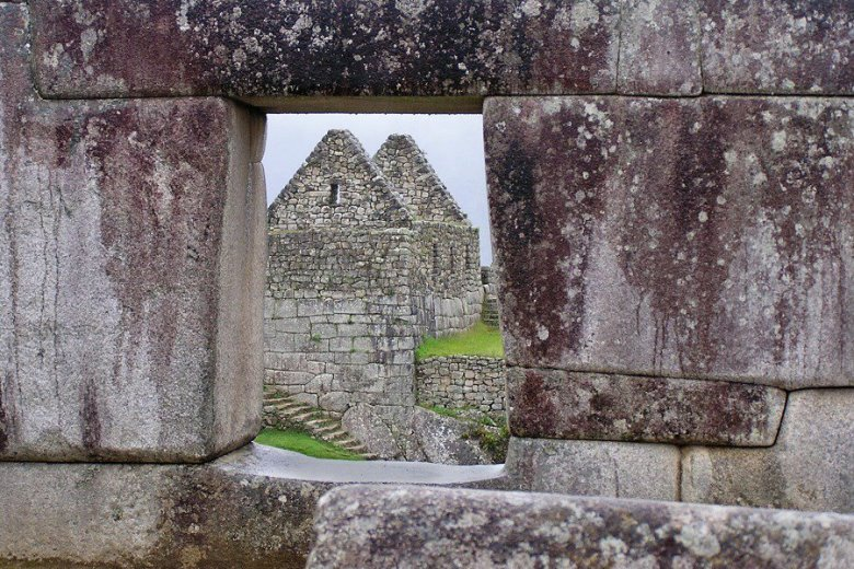 Machu Picchu - ExplorationVacation P1010034.1