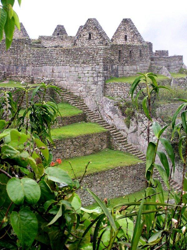 Machu Picchu Peru - ExplorationVacation P1010016