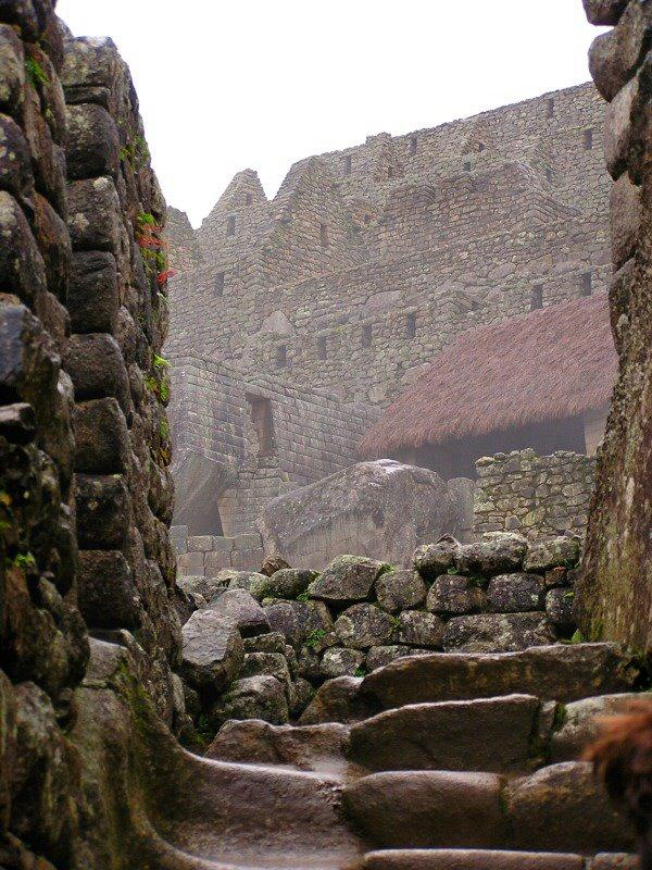 Machu Picchu Peru - ExplorationVacation P1010057