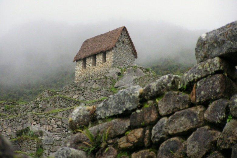 Machu Picchu Peru - ExplorationVacation P1010071_3