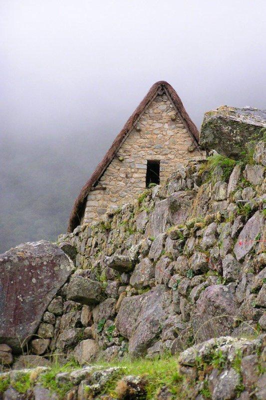 Machu Picchu Peru - ExplorationVacation P1010079_0