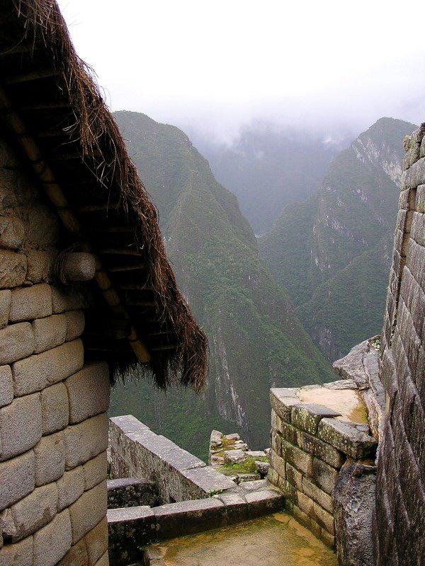 Machu Picchu Peru - ExplorationVacation P1010161