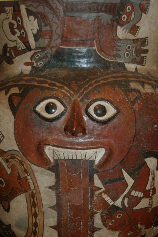 Peruvian pottery Lima - ExplorationVacation 2005-12-27_15_31_28