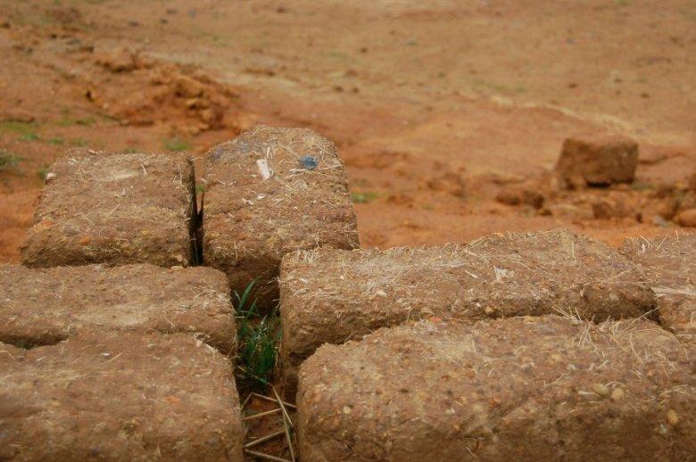Peru - ExplorationVacation 2005-12-30_09_35_16 adobe bricks