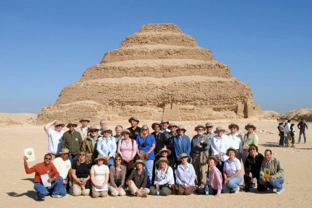 1-Egypt full group wo Searle's byline