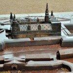 Model of Kronborg Castle, Hamlet's Elsinore, in Denmark - ExplorationVacation.net