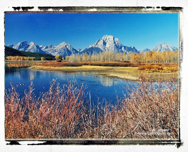 Tetons in October - www.ExplorationVacation.net