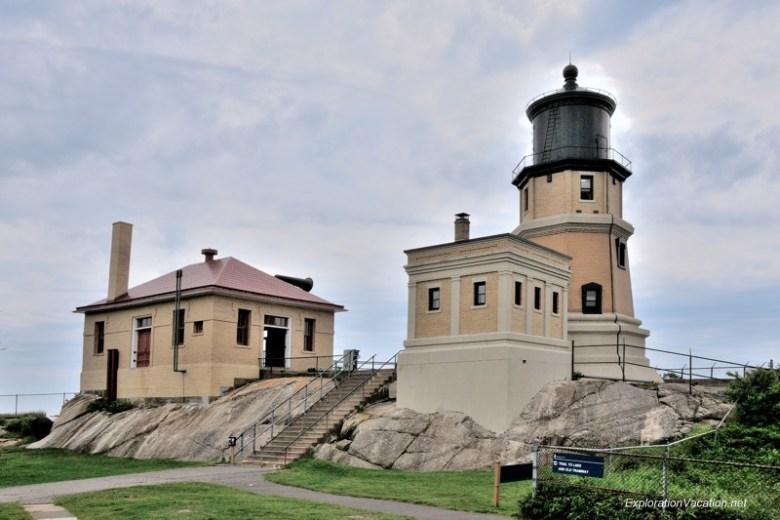 Split Rock Lighthouse 4 DSC_4110 Lake Superior's North Shore in Minnesota - ExplorationVacation