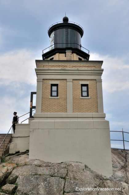 Split Rock Lighthouse 5 DSC_4103 Lake Superior's North Shore in Minnesota - ExplorationVacation
