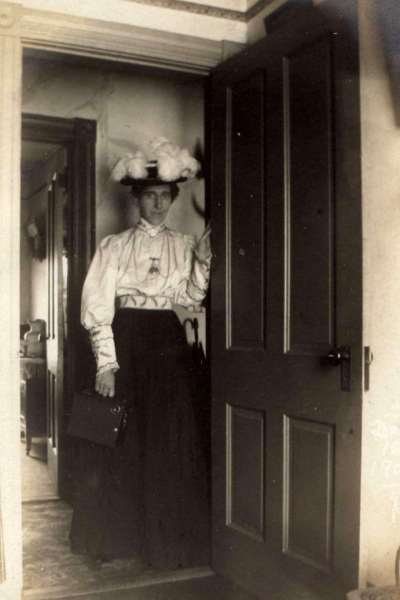 Annie Stein - photo of the Historical and Cultural Society of Clay County