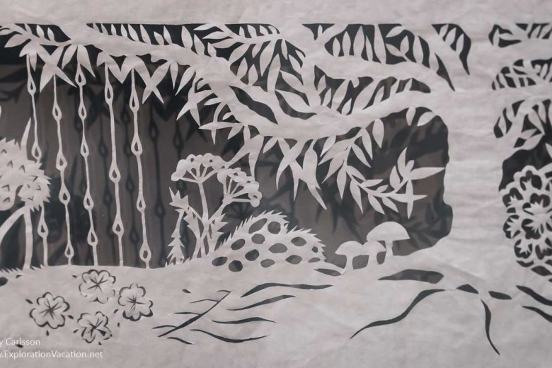 20140202-8 DSC_3270 paper cutting by Karen Bit Vejle at the American Swedish Institute, Minneapolis, Minnesota