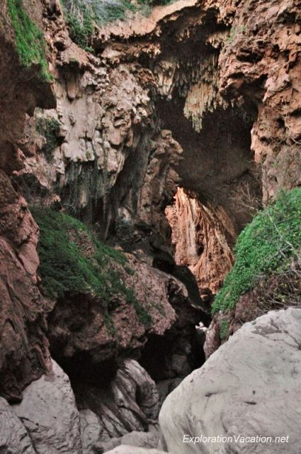 Imi-n-Ifri natural bridge in Morocco DSC_6355