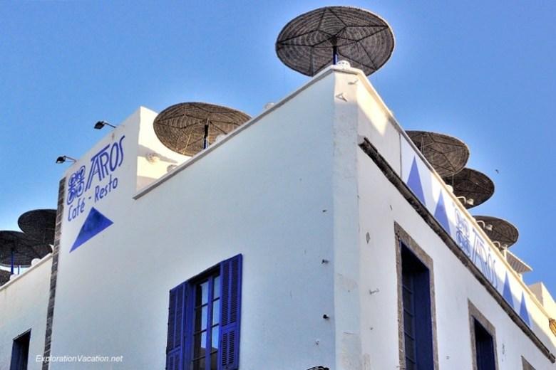 Essaouira Taros Cafe in Morocco DSC_8135