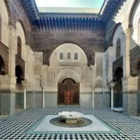 El-Attarine Medersa, Fès, Morocco