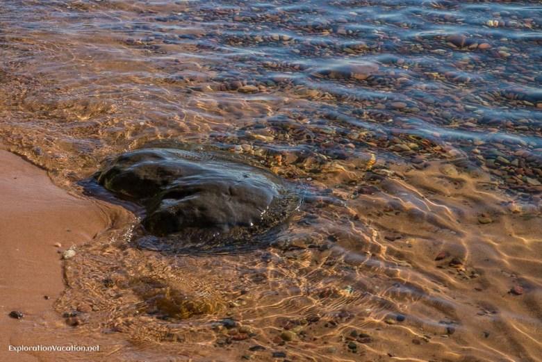 Rocks on Rocky Island in Wisconsin's Apostle Islands 3 20140827-DSC_2002