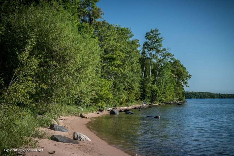 Rocky Island in Wisconsin's Apostle Islands 2 20140827-DSC_1987