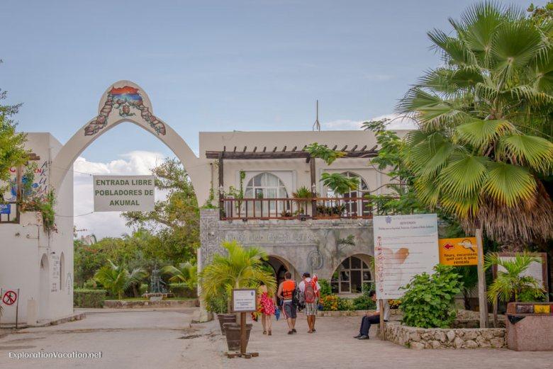 Akumal Mexico 1 - ExplorationVacation