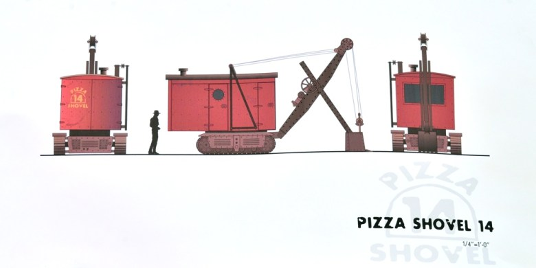 Micro-Dwell at the Shemer Scottsdale Arizona - Pizza shovel 14 - 1 ExplorationVacatio 20140216-DSC_5983