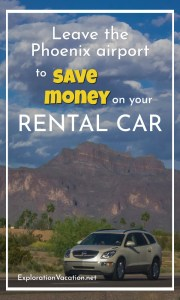 Cheap Car Rental Phoenix Airport