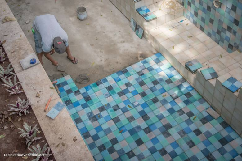 Merida Mexico house tour in house under construction- ExplorationVacation 20141125-DSC_8279