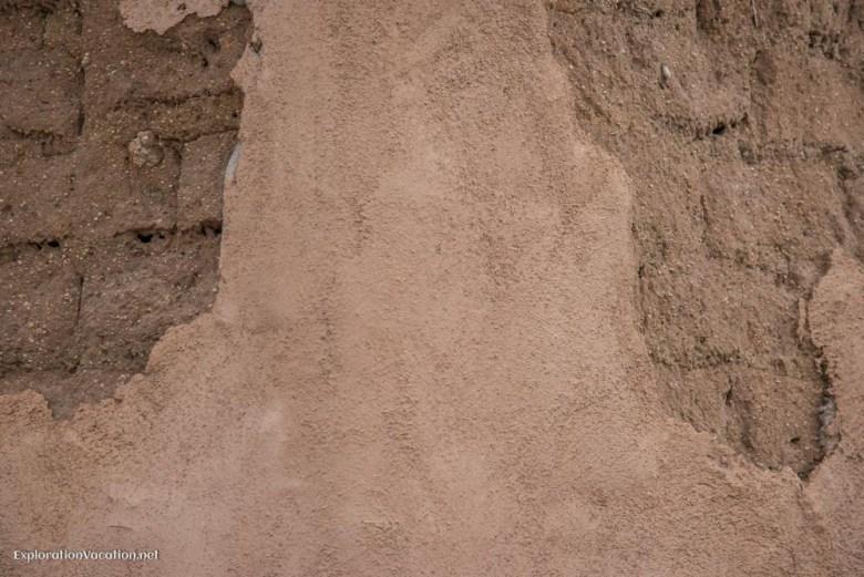 Pinos Altos New Mexico 16 - Mercantile wall - ExplorationVacation 20150317-DSC_1346