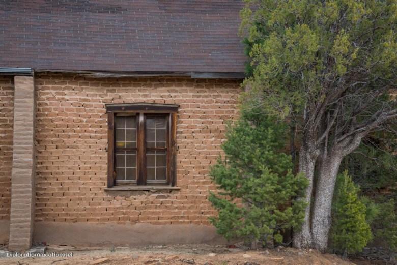historic church in Pinos Altos New Mexico - ExplorationVacation.net