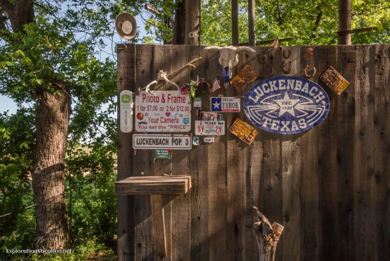 Luckenbach Texas Hill Country - ExplorationVacation.net