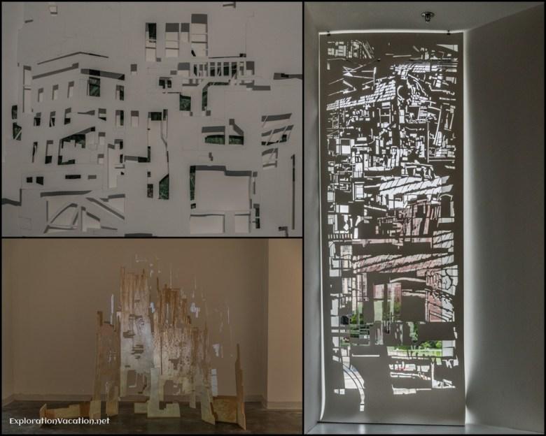 Rochester Center for Art Minnesota 6 - ExplorationVacation - Matt winkler collage