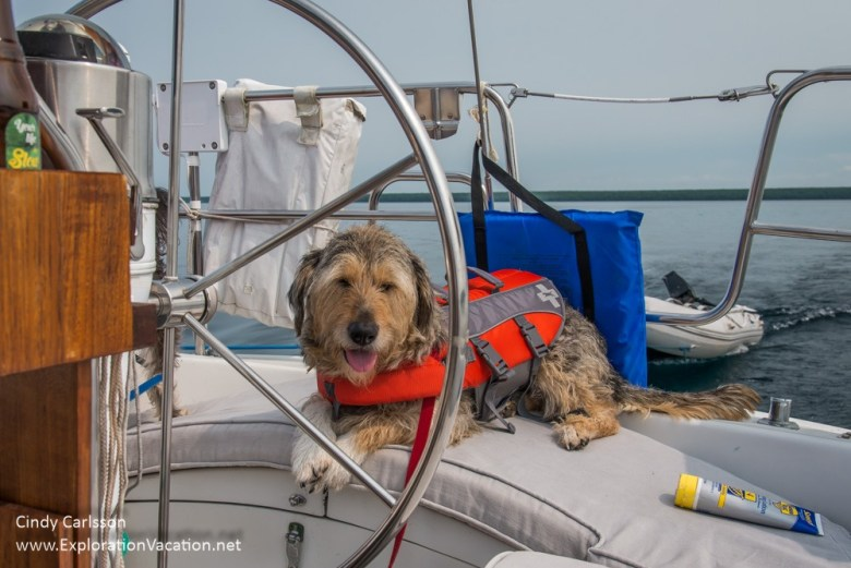sailing in Wisconsin's Apostle Islands - ExplorationVacation