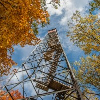 Mille Lacs Kathio Observation Tower