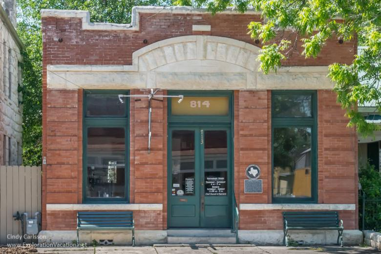 Old post office Comfort Texas