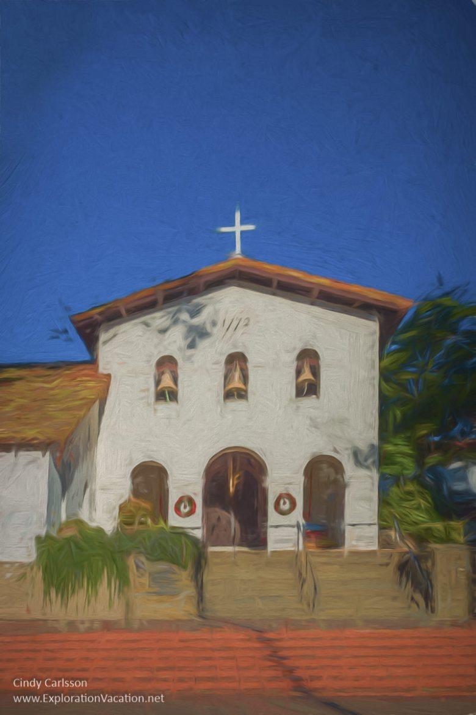 Mission San Luis Obispo de Tolosa on the California Mission Trail - ExplorationVacation