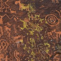 V Bar V petroglyphs Arizona ExplorationVacation.net