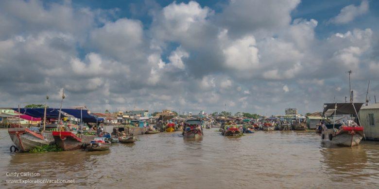 Mekong Delta Vietnam - ExplorationVacation.net