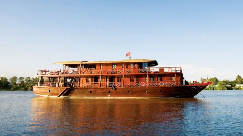 Mekong cruise ship Vietnam Bassac-cruises