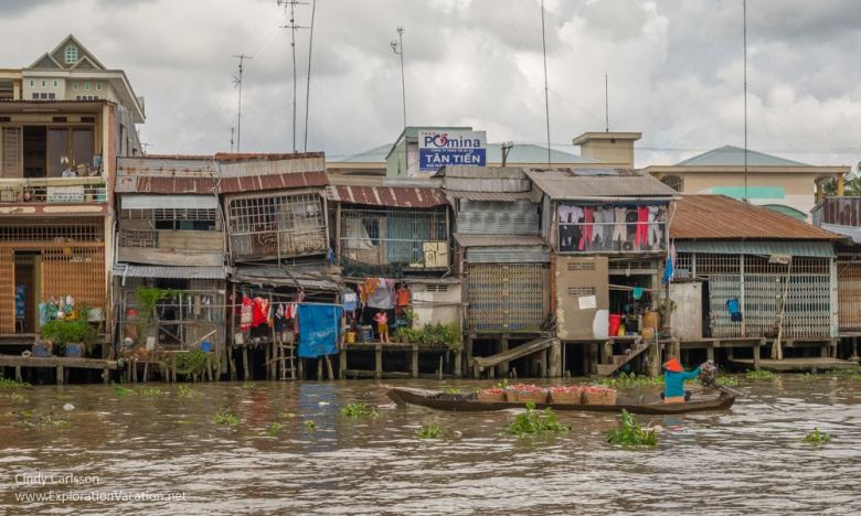 Mekong Delta Cai Be Vietnam - ExplorationVacation.net