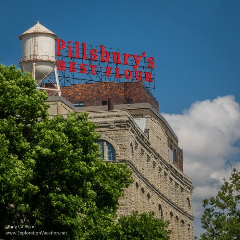 mill district Minneapolis segway tour -ExplorationVacation.net