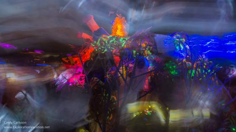 Illuminated Reef at Northern Spark Minneapolis - ExplorationVacation.net