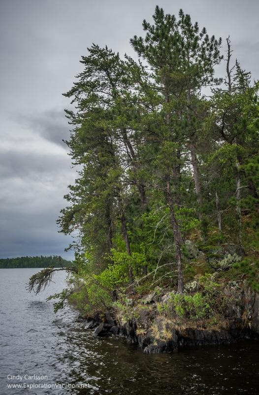 Rainy Lake, Voyageurs National Park, ExplorationVacation.net