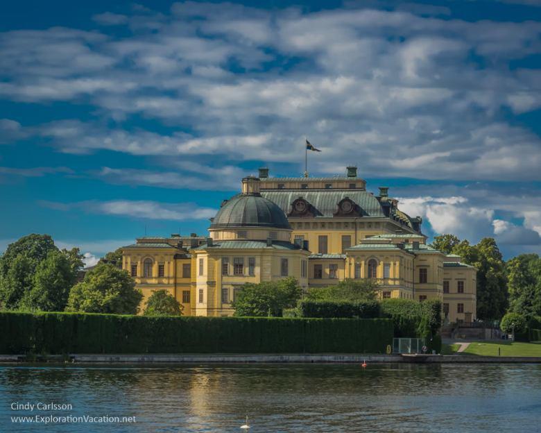 Drottningholm Palace Sweden - ExplorationVacation.net