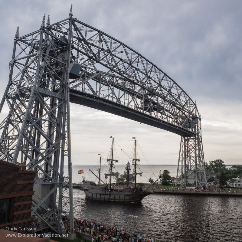 Duluth Tall Ship Festival Minnesota Exploration Vacation