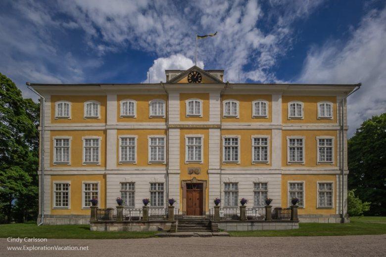 Julita Manor Sörmland Sweden - www.ExplorationVacation.net